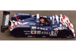 Decal Nissan Courage LM 99 #21