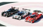 Decal Porsche 919 2015 #17 RED