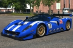 Decal Ferrari P4/5 N.A.R.T. #7