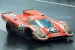 Decal Porsche 917 #23 Le Mans 1970