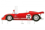 Decal Alfa Romeo Tipo 33/3 #32