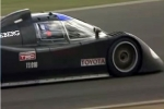 Decal Toyota TS010 Testcar #36#37#38