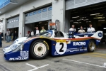Decal Porsche 956 Rothmans #2