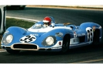 Decal Matra 650 LM 1969 #35