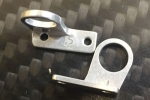 SF Axle holder front -1,5mm