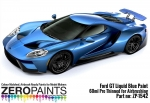 Ford GT Liquid Blue Zero Colour Matched Paints 60ml