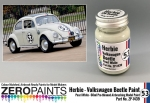 Herbie #53 Herbie the Love Bug - Volkswagen Beetle Paint 60ml