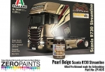 """Pearl Beiger"" Scania R730 V8 / Italeri 3897 Paint 60ml"