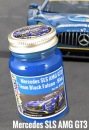 Merc AMG GT3 Team Black Falcon Blue Paint 60ml