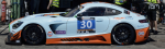 Decal Merc AMG GT3 RAM RACING #30