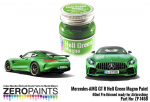 Merc AMG GT R Hell Green (Matt) Paint 60ml