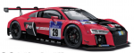 Decal Audi R8 LMS #29 Belgian Audi Sport Team WRT Ring 2015