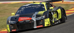 Decal Audi R8 LMS #17 SPA 2018 Belgian Audi Club Team WRT