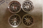 Set of rims BBS 10Y 21x13mm & 21x6mm