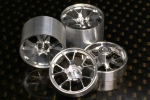 Set of rims BBS 5Y 21x13mm & 21x6mm
