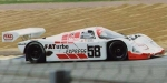 Decal Porsche 962 FATurbo #58 LM 1991