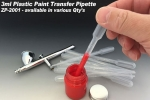 3ml Plastic Paint Pipettes